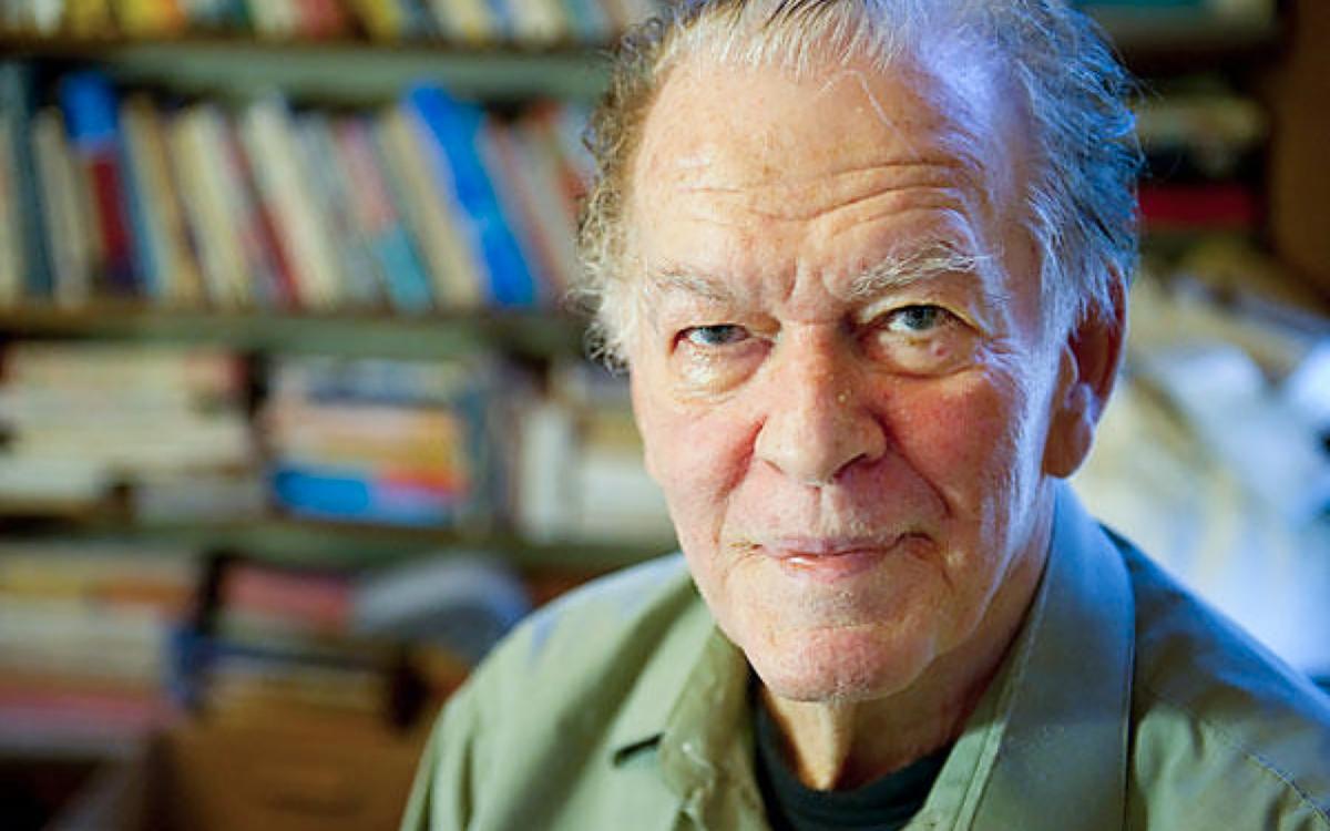 A hadviselési mód atyja az amerikai Gene Sharp politológus (a képen) ec6c7a6bca