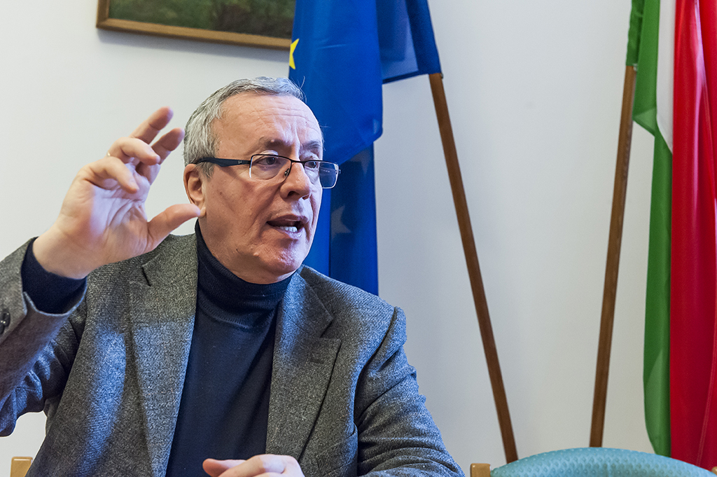 Fotó: T. Szántó György/Demokrata