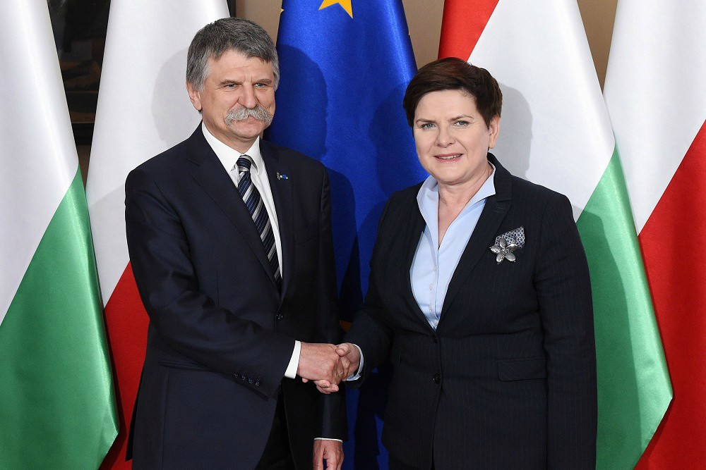 Fotó: MTI/EPA/Radek Pietruszka