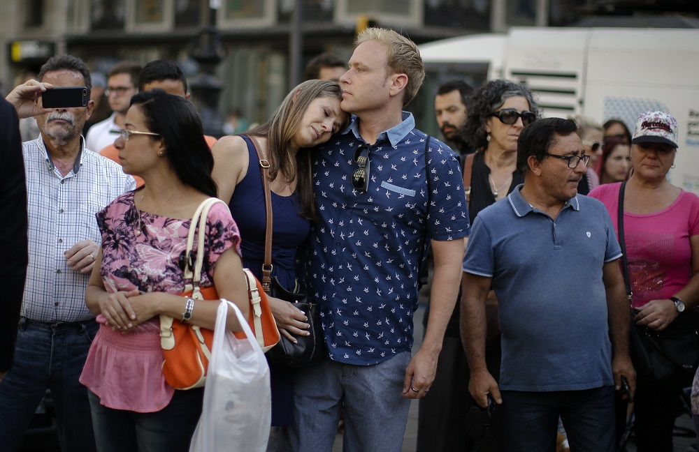 Fotó: MTI/AP/Manu Fernandez