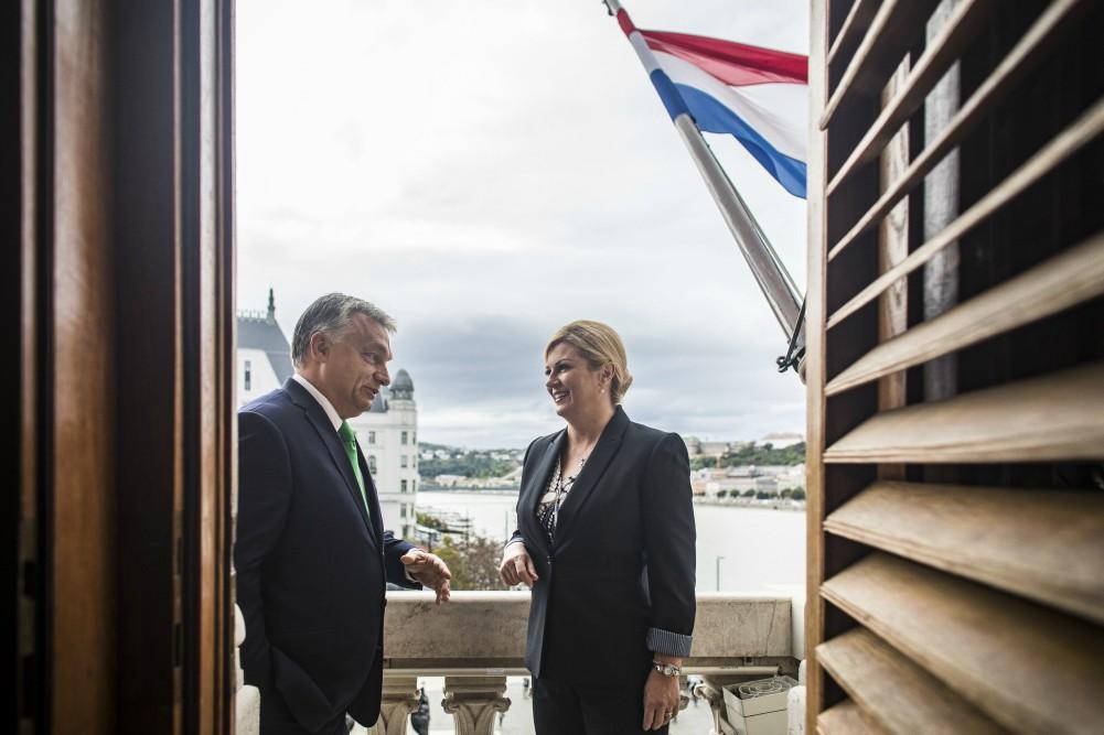 Fotó: MTI, Miniszterelnöki Sajtóiroda/Szecsődi Balázs