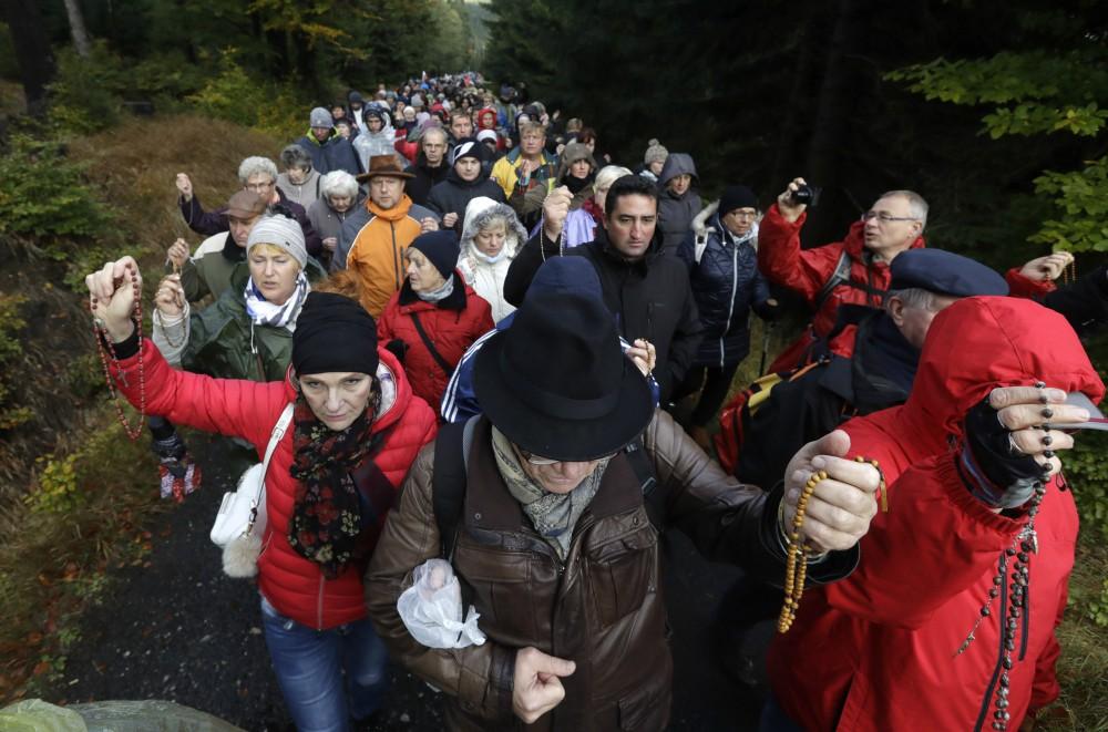 Fotó: MTI/AP/Petr David Josek