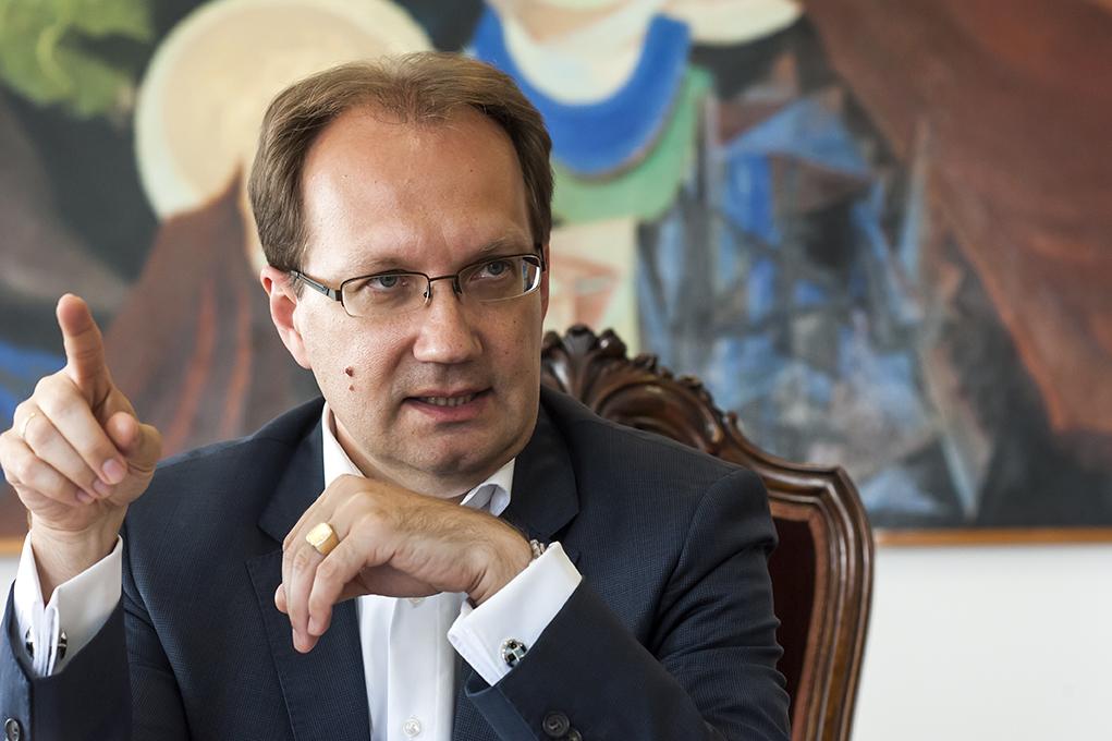 Fotó: T. Szántó György/Demokrata, archív
