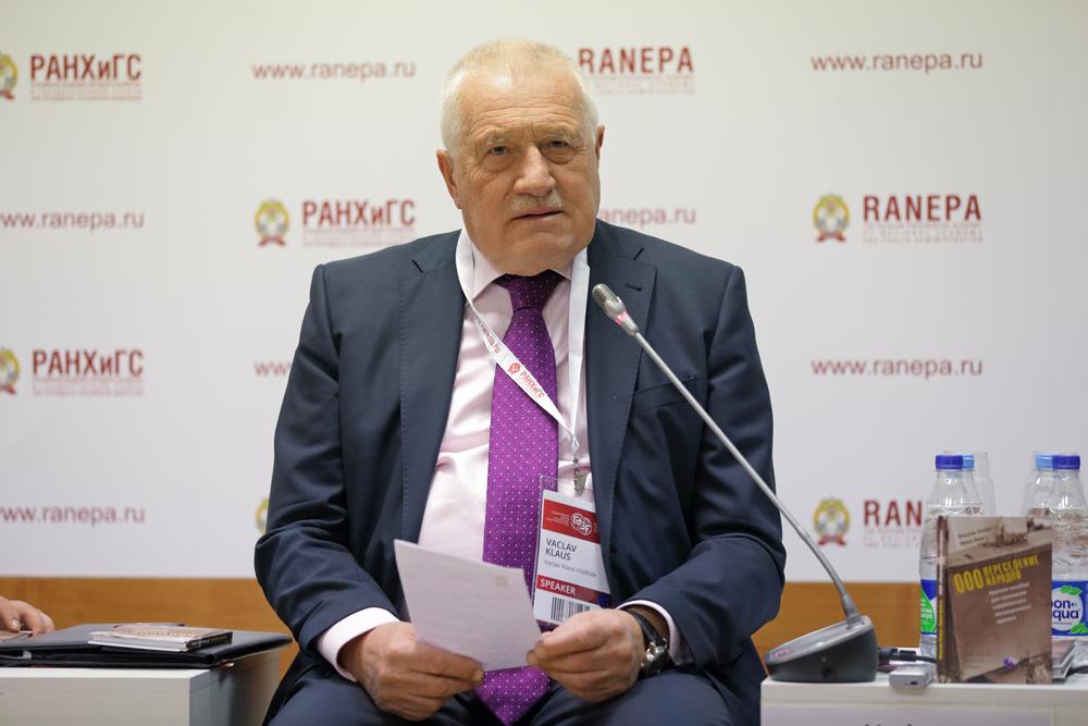 Vaclav Klaus Mladsi News: Václav Klaus: A Bevándorlás Elpusztíthatja Európát