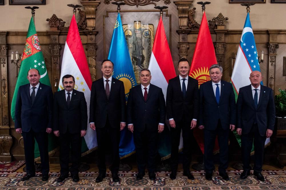Fotó: MTI, Miniszterelnöki Sajtóiroda / Botár Gergely
