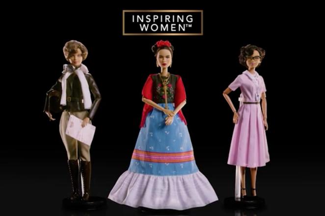 Képernyőfotó: barbie.mattel.com