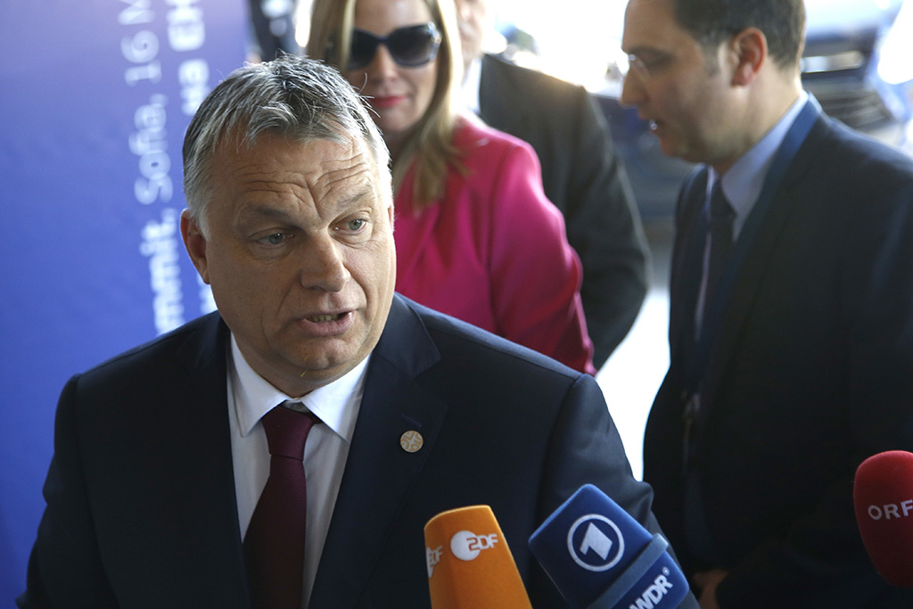 Fotó: MTI/AP/Darko Vojinovic