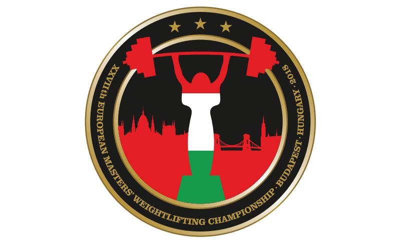 Képernyőfotó: European Masters' Weightlifting Championship 2018 Facebook-oldala, szerk.