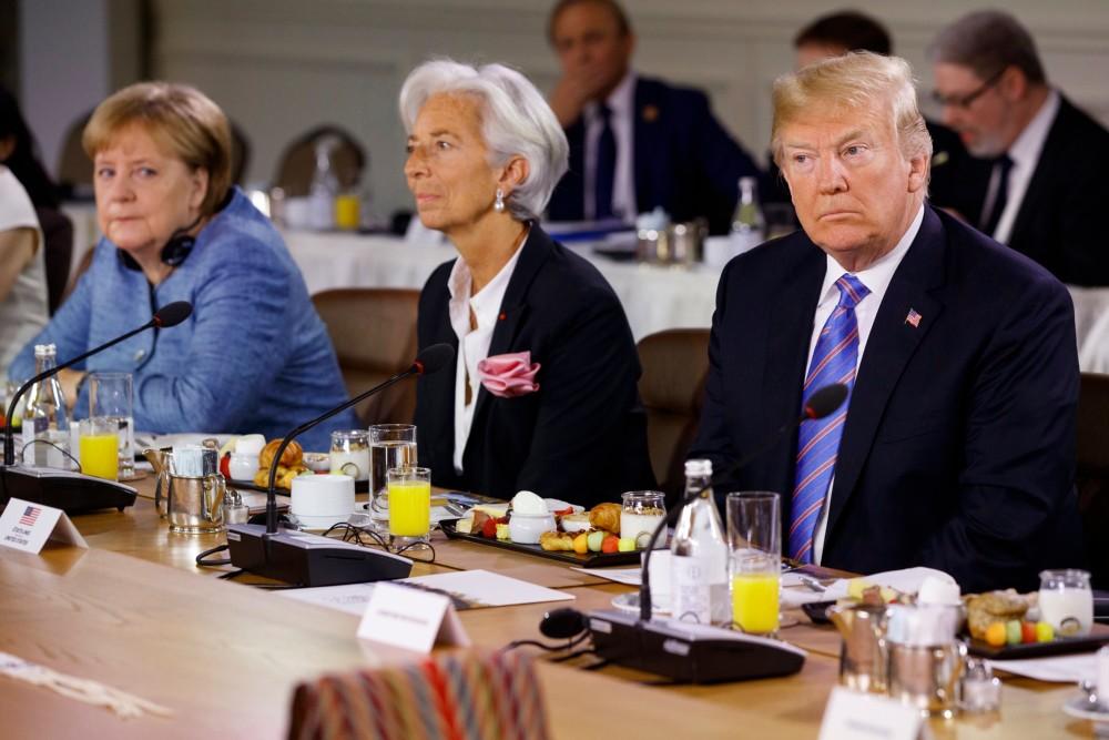 Fotó: MTI/AP/Evan Vucci