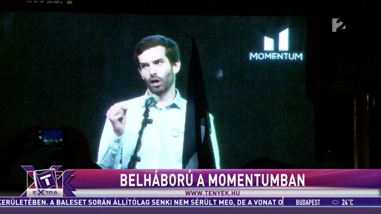 Képernyőfotó: TV2/Tények Extra