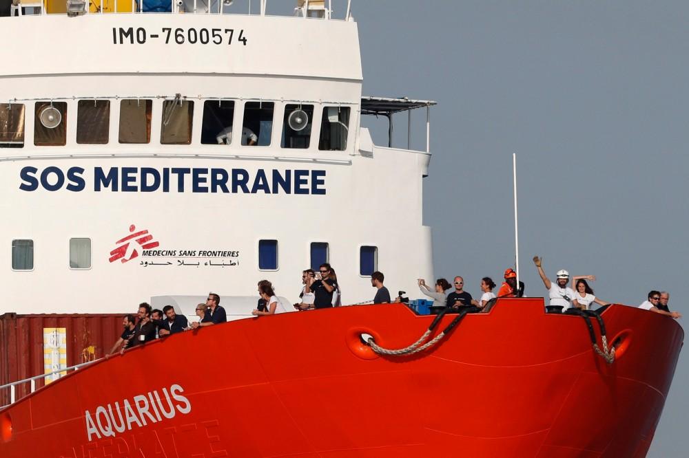 Fotó: MTI/EPA/Guillaume Horcajuelo