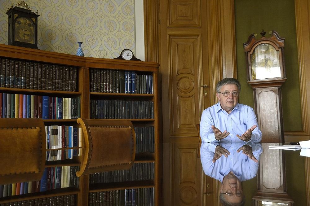 Fotó: MTI/Bruzák Noémi