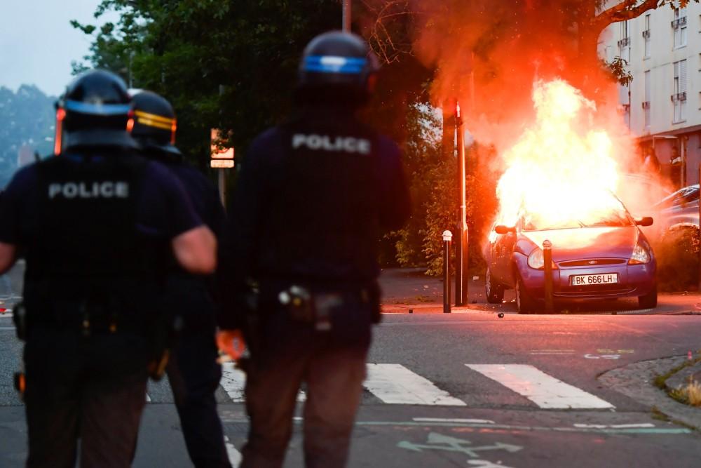 Fotó: MTI/AP/Franck Dubray