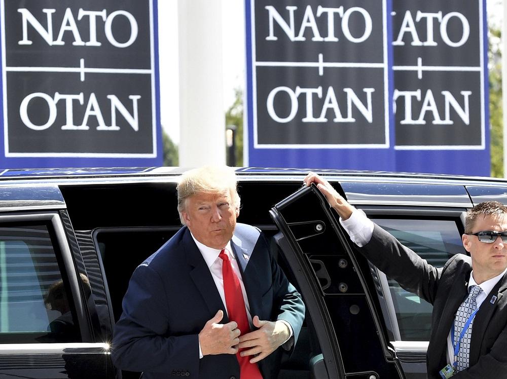 Fotó: MTI/AP/Geert Vanden Wijngaert