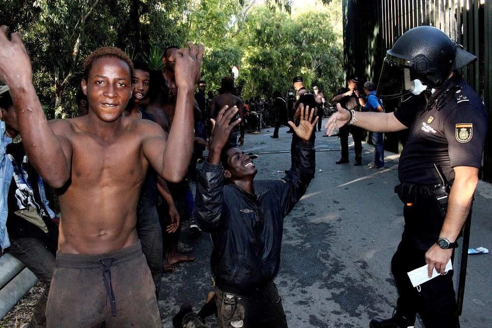 Egyre több afrikai migráns érkezik Spanyolországba