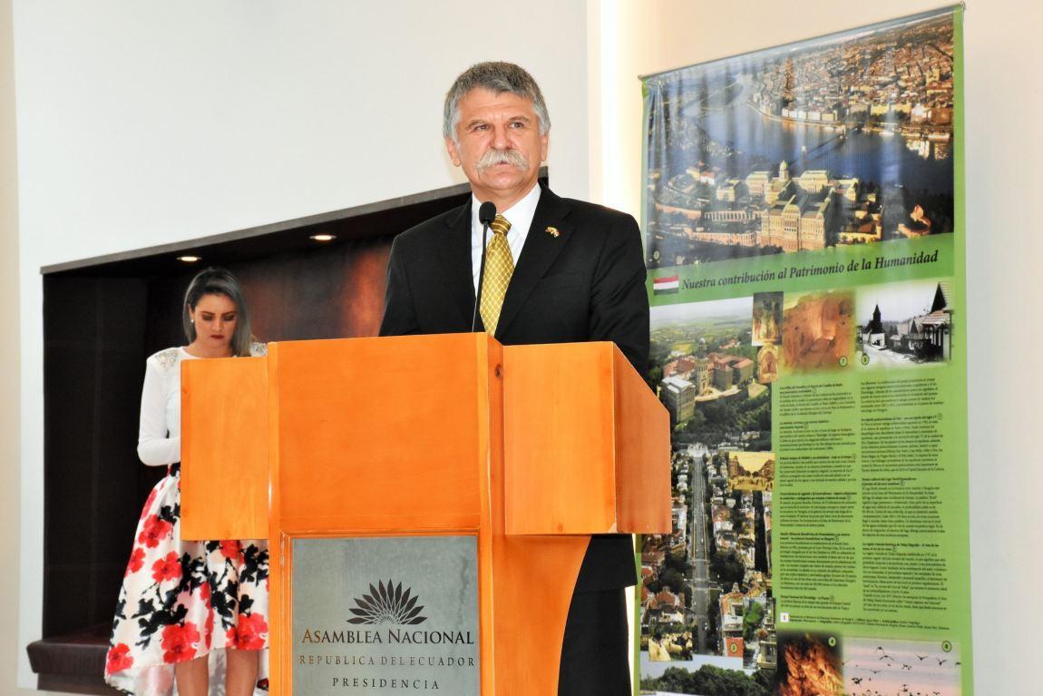 Fotó: MTI/Az Országgyűlés Sajtóirodája