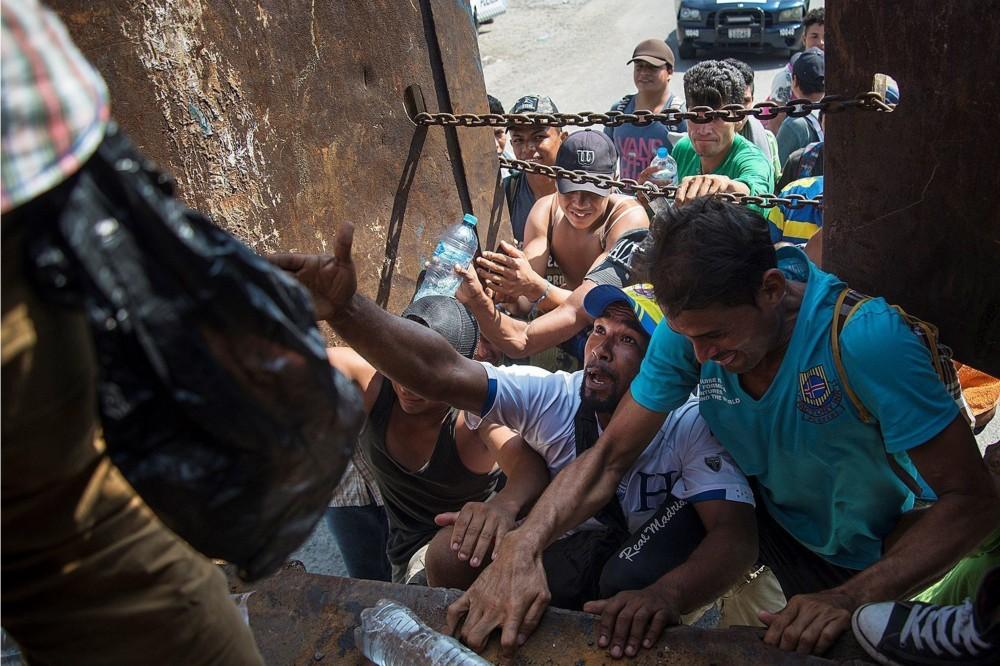 Fotó: MTI/EPA/EFE/Luis Villalobos