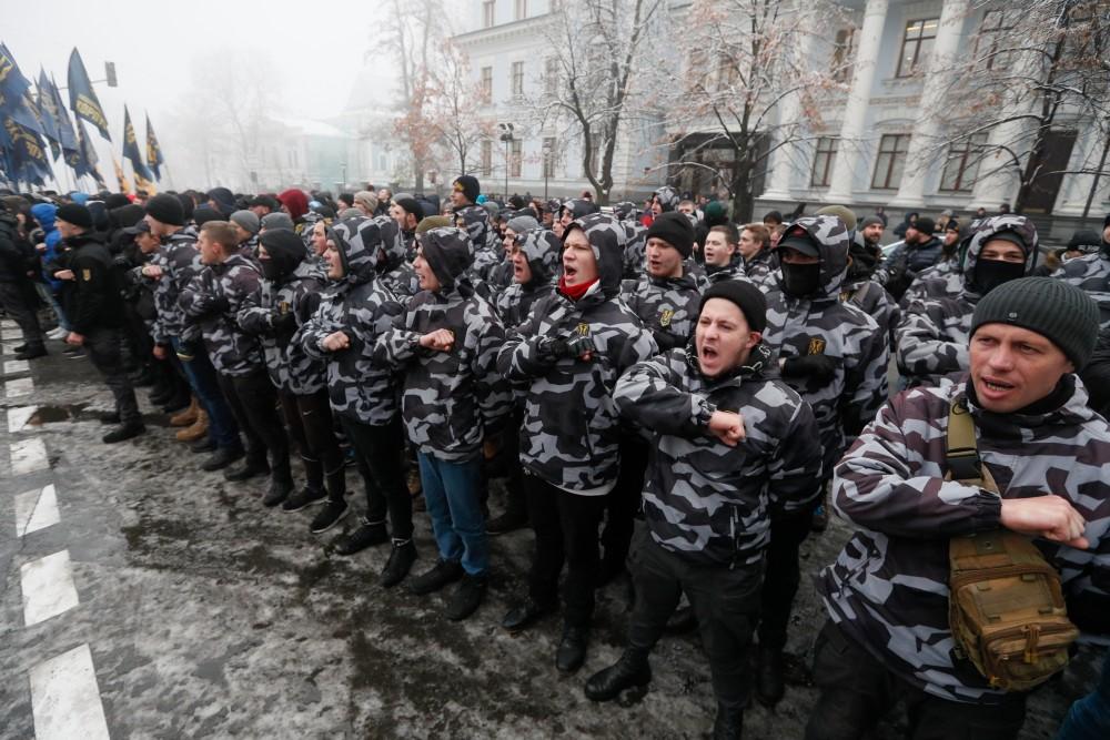 Fotó: MTI/EPA/Szerhij Dolzsenko