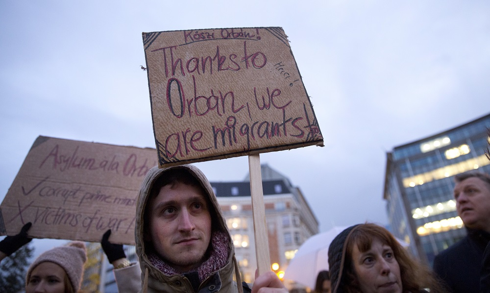 Fotó: MTI/AP/Virginia Mayo