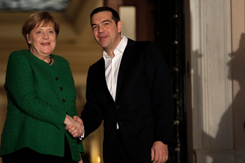 Fotó: MTI/AP/Thanászisz Sztavrakisz
