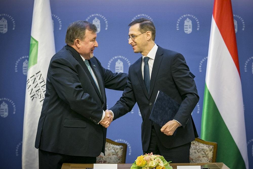 Fotó: MTI/Pénzügyminisztérium
