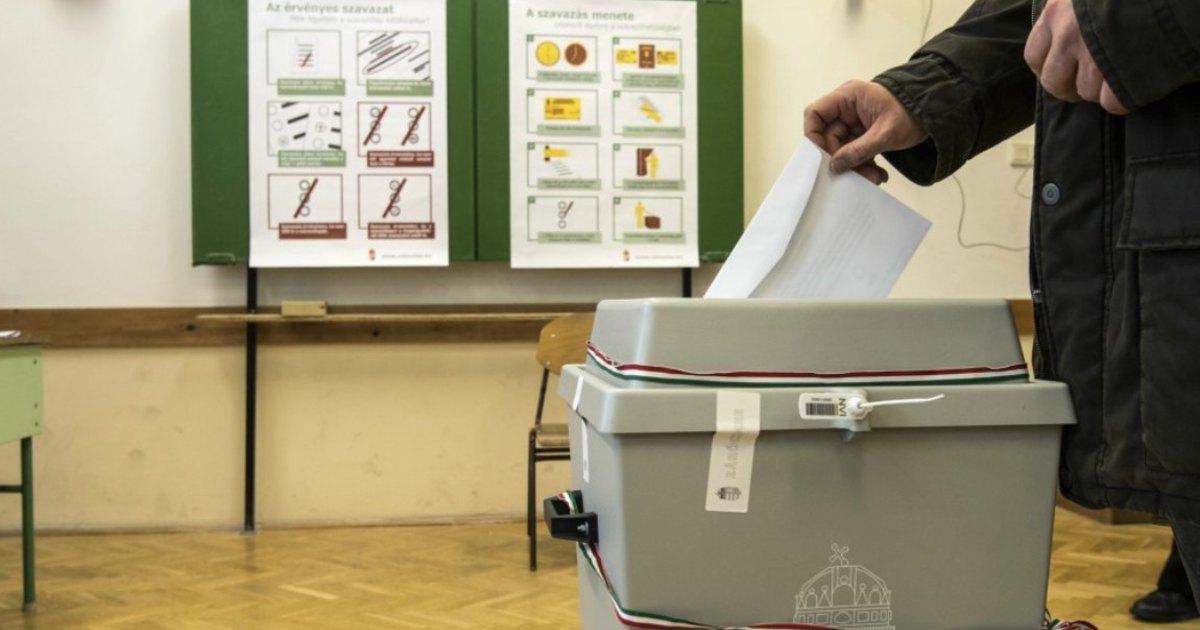 A külképviseleteken is lehet szavazni