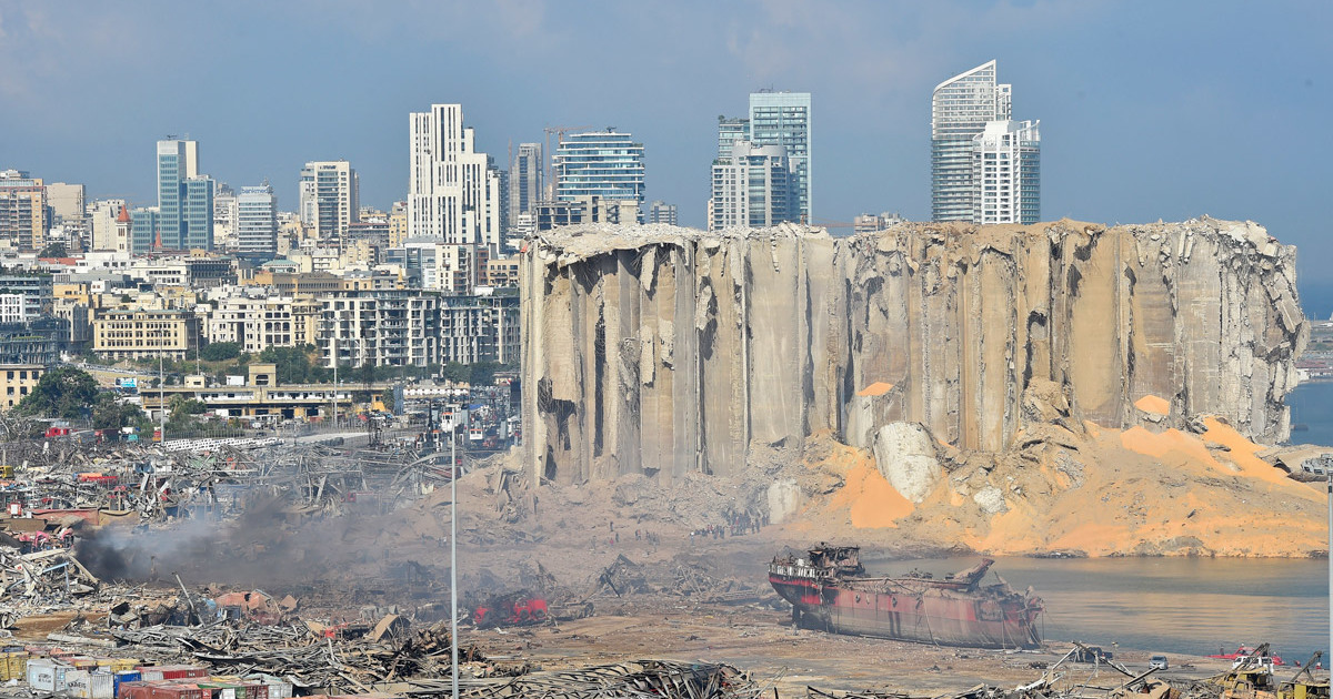 Bejrútban nem összeesküvés, hanem baleset történt