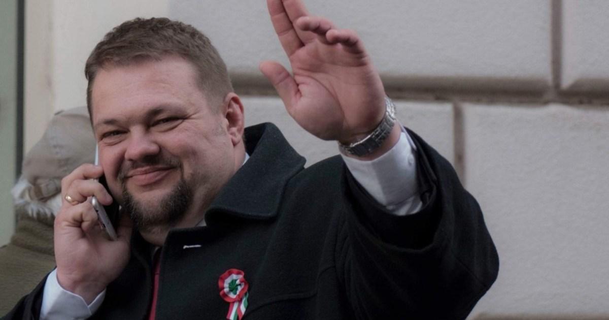 Zsidó vezetők szerint Bíró Lászlónak nincs helye a törvényhozásban