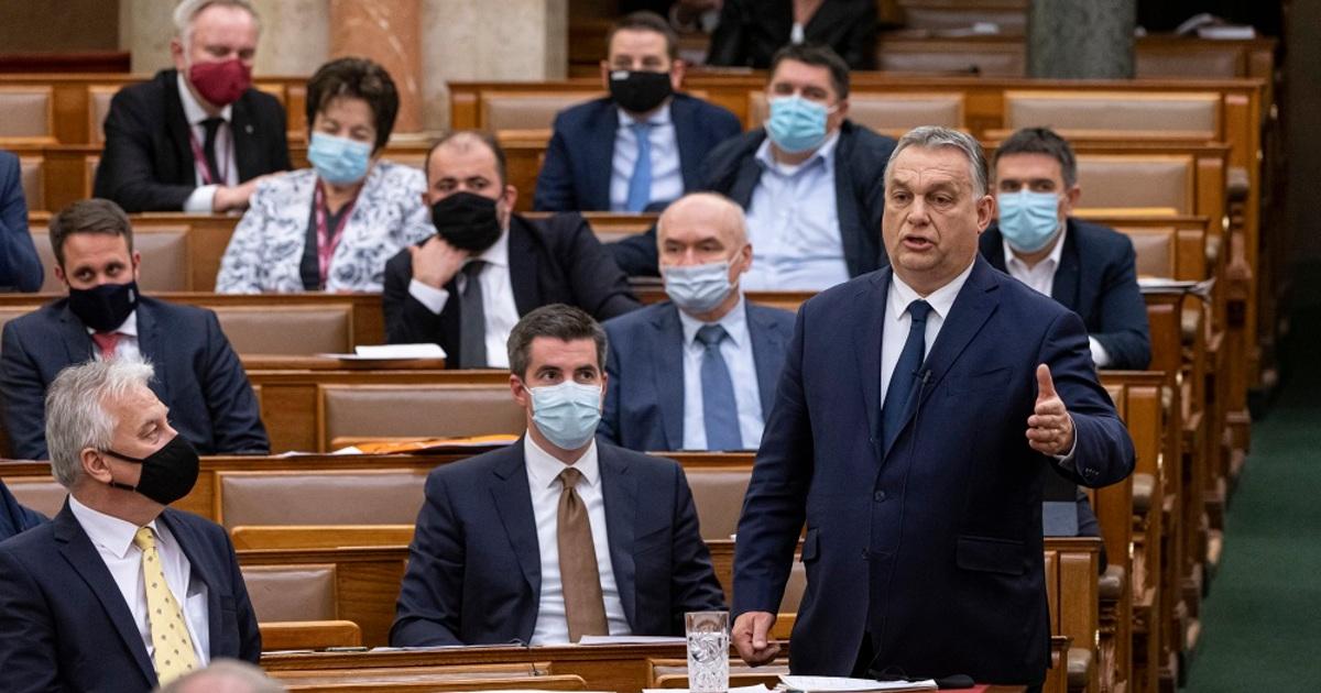 """Orbán Viktor: a baloldal feltalálta """"a progresszív antiszemitizmust"""""""