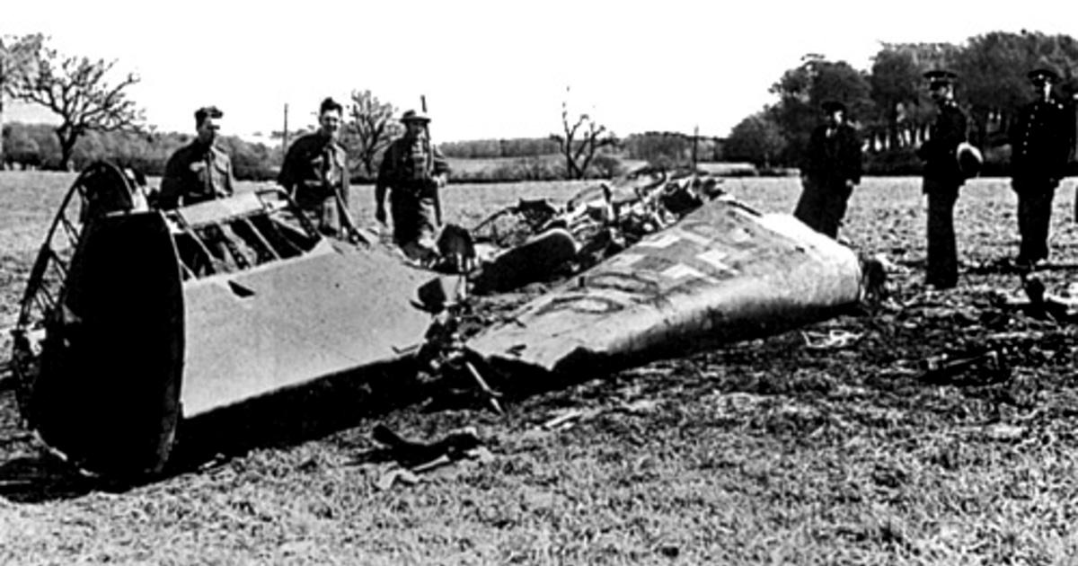 Nyolcvan éve történt a Rudolf Hess-rejtély | Demokrata