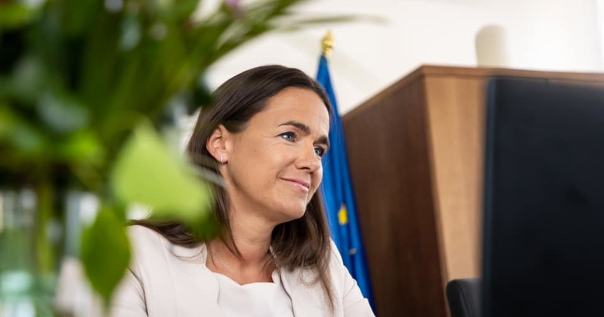 Novák Katalin: nekünk, európaiaknak a kereszténység nem választás kérdése   Demokrata