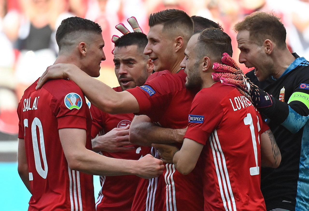 Szavazzon: hogyan értékeli a magyar válogatott teljesítményét?