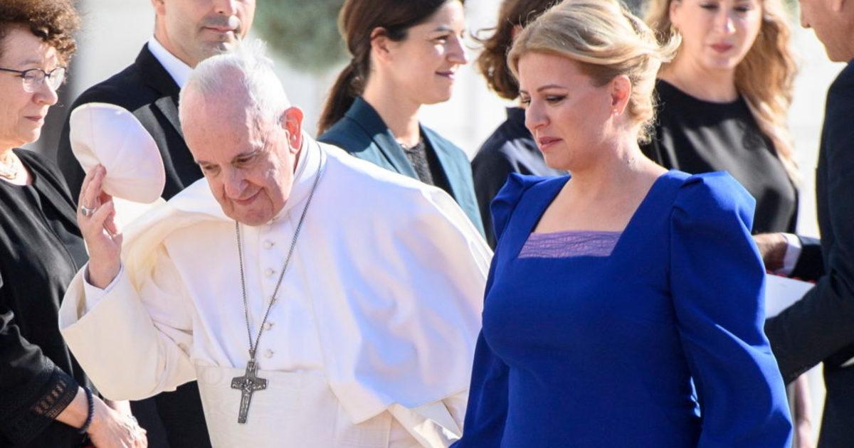 Ferenc pápa a járvány utáni európai összefogást sürgette Pozsonyban | Demokrata
